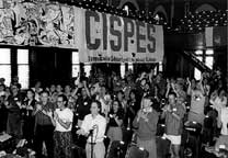 First CISPES National Convention