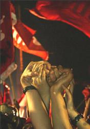 FMLN, Mauricio Funes, win 2009 elections