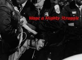 """Wage a Mighty Struggle"" – lyrics!"