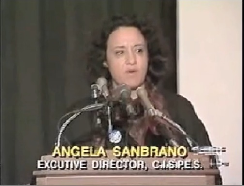 C-SPAN coverage of 1990 CISPES convention
